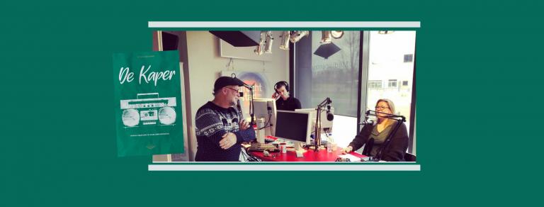 Radio-optreden over De Kaper