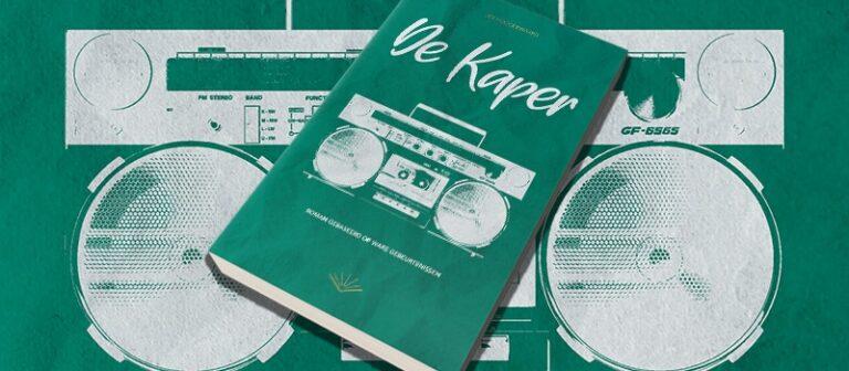 Winactie voor De Kaper op lezersplatform Hebban!